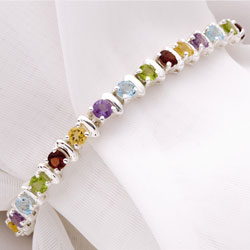 Gemstone Bracelet&nbsp;&nbsp;Model#&nbsp;JB2275