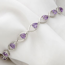 Gemstone Bracelet&nbsp;&nbsp;Model#&nbsp;JB589-AM