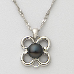 Pearl Flower Necklace&nbsp;&nbsp;Model#&nbsp;JN977-B