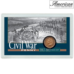 Civil War Penny  Model# 204
