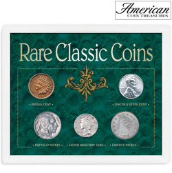Rare Classic Coins&nbsp;&nbsp;Model#&nbsp;331