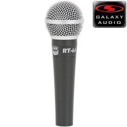 Dynamic Vocal Microphone  Model# RT-66