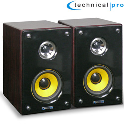 Active & Passive USB Studio Monitors (Pair)  Model# MRS63
