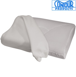 Contour Cool Mesh Pillow&nbsp;&nbsp;Model#&nbsp;18-102-1-853