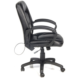 Mid-Back Office Chair with Massage  Model# 60-6212
