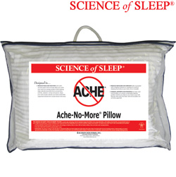 AcheNoMore Pillow  Model# SS62341