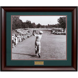 Ben Hogan Framed Art&nbsp;&nbsp;Model#&nbsp;2802F