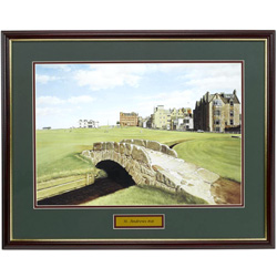 St. Andrews Framed Art  Model# H941F
