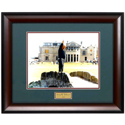 Arnold Palmer Farewell Framed Art  Model# 2810F