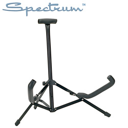 Electric Guitar Stand & Tuner  Model# AIL EGS