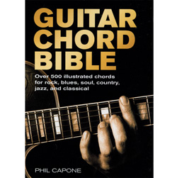 Guitar Chord Bible  Model# AIL 8338