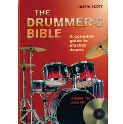Drummer's Bible&nbsp;&nbsp;Model#&nbsp;AIL 6430