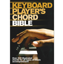 Keyboard Players Bible  Model# AIL 5586