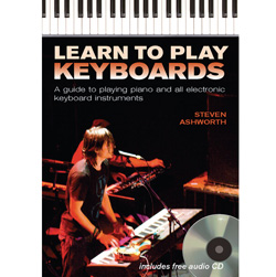 Learn to Play Keyboards&nbsp;&nbsp;Model#&nbsp;AIL 6508