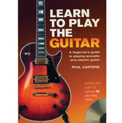 Learn to Play Guitar  Model# AIL 8924