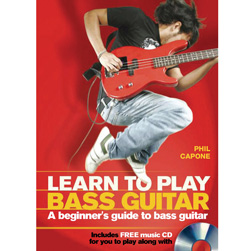 Learn to Play Bass Guitar  Model# AIL 8006