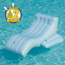 Zero Gravity Pool Lounger  Model# ES1070