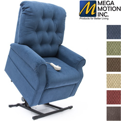 3-Position Lift Chair-Navy  Model# LC300
