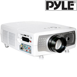100in Video Projector with USB and SD&nbsp;&nbsp;Model#&nbsp;PRJHD198