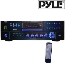 3000W Receiver/DVD/MP3/USB  Model# PD3000A