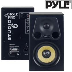350W Studio Speaker 6.5in  Model# PSTUDIO6