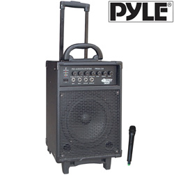 300W PA System W/Echo&nbsp;&nbsp;Model#&nbsp;PWMA330