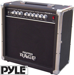 75 Watt Electric Guitar Amp  Model# PRAGE75