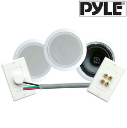 300W In-Ceiling Speakers  Model# PHSKIT8