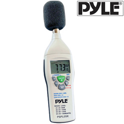 Digital Sound Level Meter  Model# PSPL05R