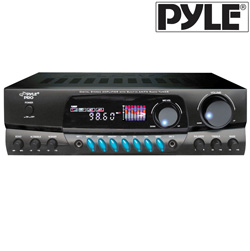 200W Digital Stereo Recvr  Model# PT260A