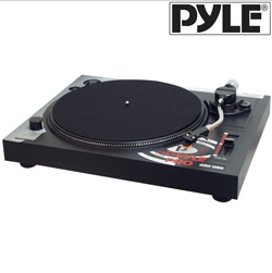 Pro Belt-Drive Turntable  Model# PLTTB1