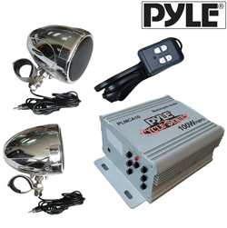 100W Powersports Radio&nbsp;&nbsp;Model#&nbsp;PLMCA10