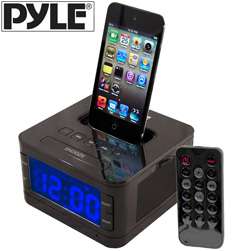 Alarm Clock For iPod  Model# PICL52B