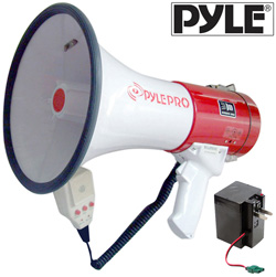 Piezo Megaphone with Record  Model# PMP55R