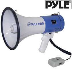 Pyle Pro Piezo Dynamic Megaphone&nbsp;&nbsp;Model#&nbsp;PMP50