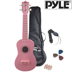Ukulele Starter Package  Model# PGAKT10PK