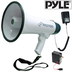 Pyle Pro Dynamic Megaphone&nbsp;&nbsp;Model#&nbsp;PMP45R