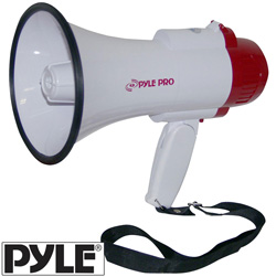 Megaphone/Bullhorn/Siren&nbsp;&nbsp;Model#&nbsp;PMP30