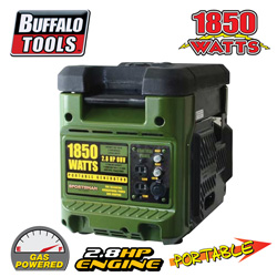 1850W Sportsman Generator&nbsp;&nbsp;Model#&nbsp;Gen1850