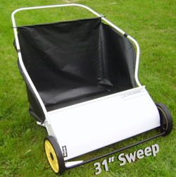 31 Inch Lawn Sweeper&nbsp;&nbsp;Model#&nbsp;B-319