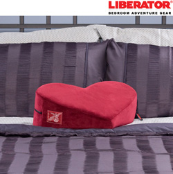 Liberator Dcor Heart Wedge&nbsp;&nbsp;Model#&nbsp;14088549