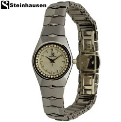 Tungsten Watch - Unisex  Model# SW525S