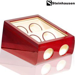 Cherry Quad Watch Winder&nbsp;&nbsp;Model#&nbsp;SM481E