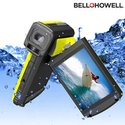 Waterproof HD Digital Camera/Camcorder&nbsp;&nbsp;Model#&nbsp;WV10HD