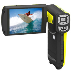 Waterproof HD Digital Camera/Camcorder  Model# WV10HD