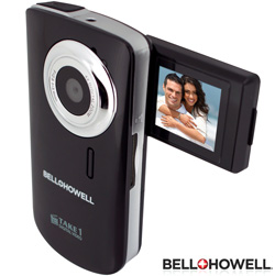 USB Slide-Out Digital Camera/Camcorder&nbsp;&nbsp;Model#&nbsp;T100(BLK)