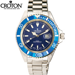 Croton Aquamatic Watch  Model# CA301157BUBL