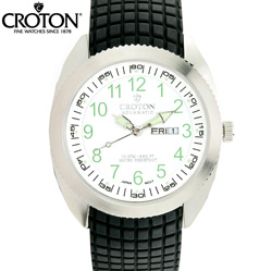 Croton Aquamatic Watch  Model# CA301231BSDW