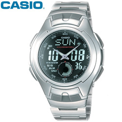 Casio Electro-Lumins Watch  Model# AQ160WD-1BV