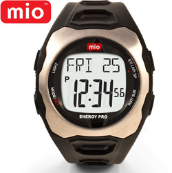 MIO Energy Pro HR Watch  Model# 0042USBLK